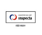 Certified by Inspecta ISO 9001